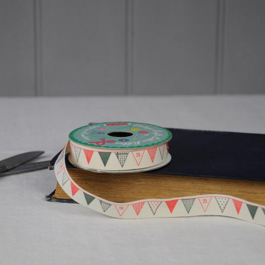 Vintage Crafts Cotton Ribbon Party Bunting