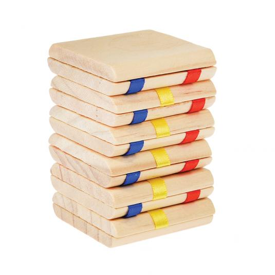 Traditional Wooden Jacobs Ladder Toy