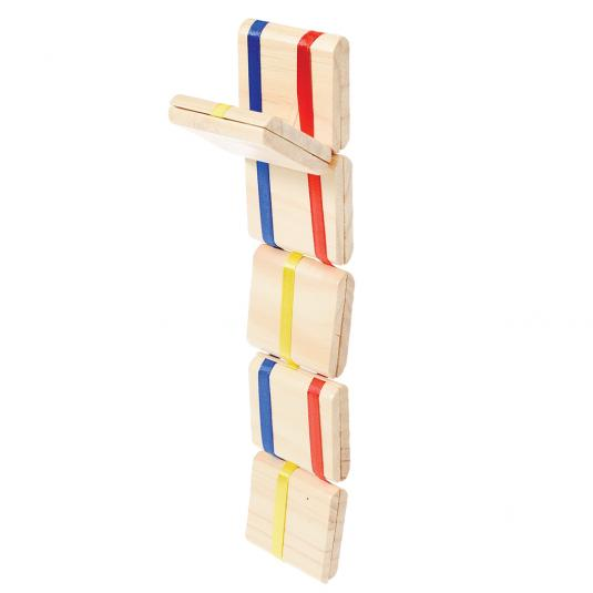 Wooden Jacob's Ladder Toy