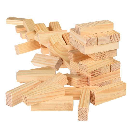 Traditional children's game - Topple Tower