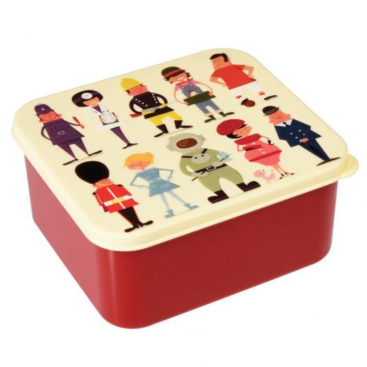 Kid's lunch box - World of Work