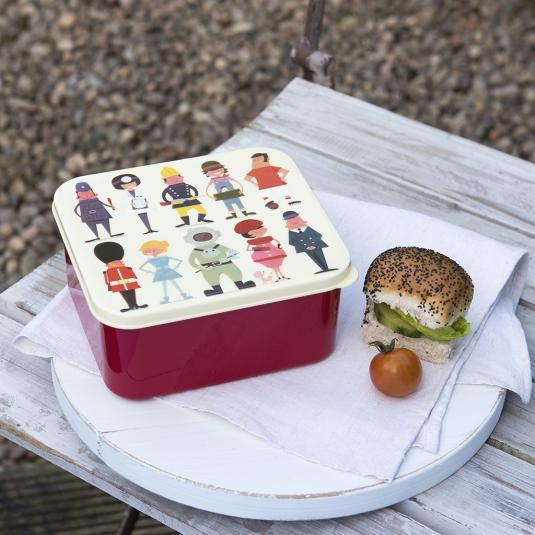 World of Work children's lunch box
