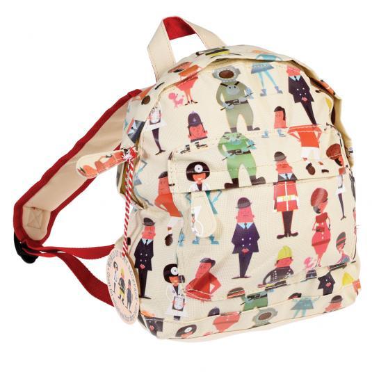 World Of Work Childrens Mini Backpack