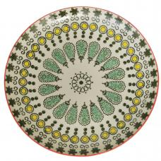 Oviedo Design Stoneware Plate