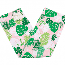 Tropical Palm tea towel made from 100% cotton