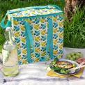 Love Birds foil insulated picnic bag