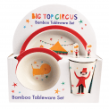Boxed set of tableware for children