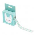 Bonnie The Bunny blue craft Washi Tape