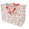 Scandinavian Christmas giant storage bag