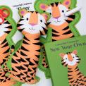 Sew Your Own Tiger Craft Kit