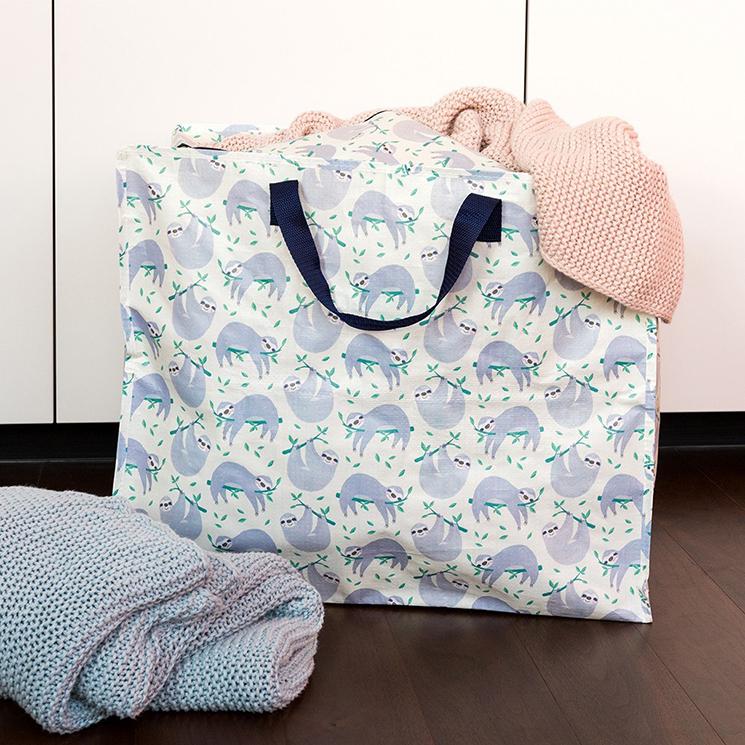 Sydney the Sloth jumbo bag