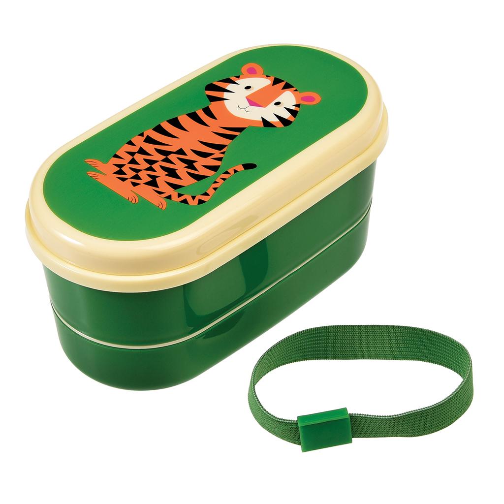 tiger bento box rex london at dotcomgiftshop. Black Bedroom Furniture Sets. Home Design Ideas