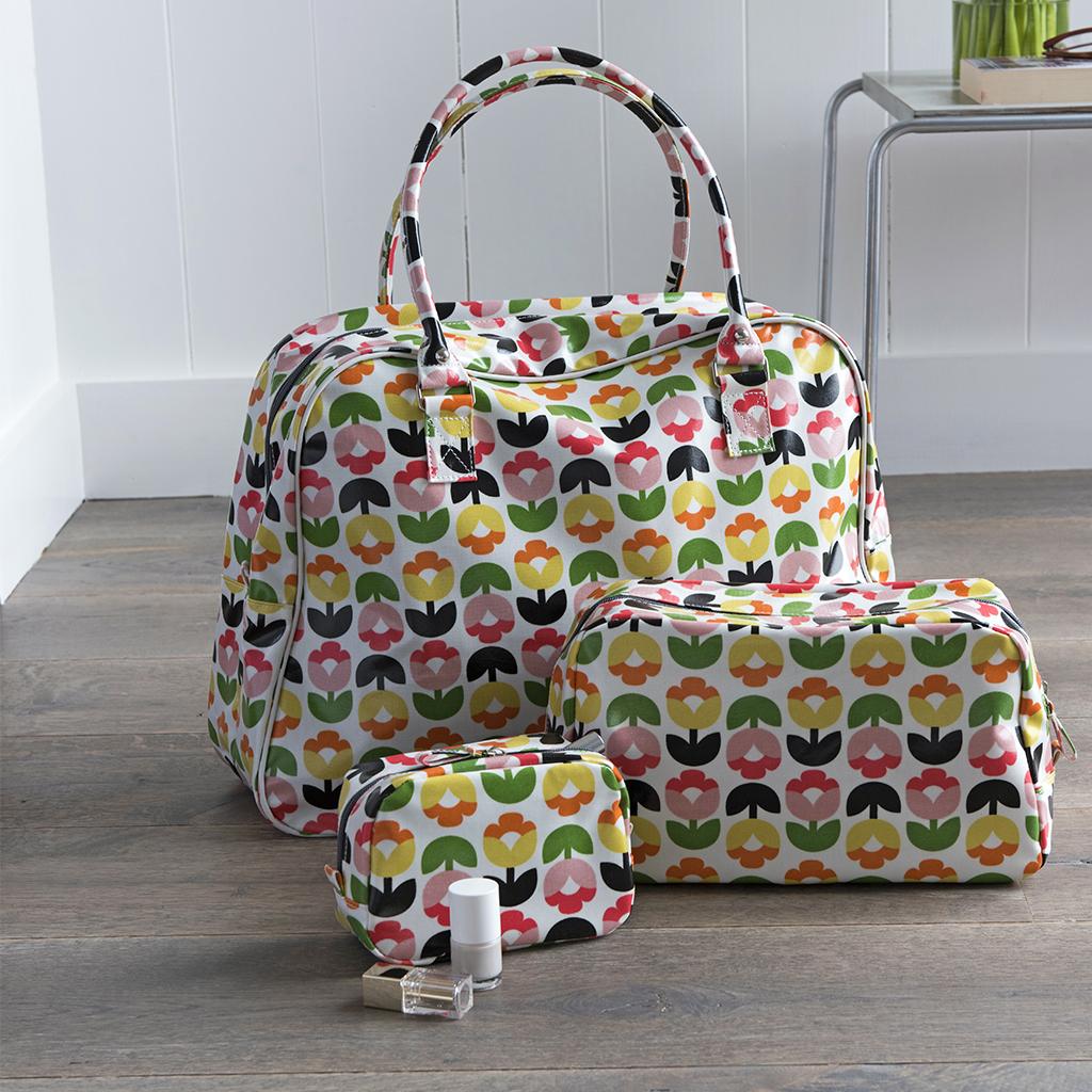 make up tasche tulip bloom dotcomgiftshop. Black Bedroom Furniture Sets. Home Design Ideas