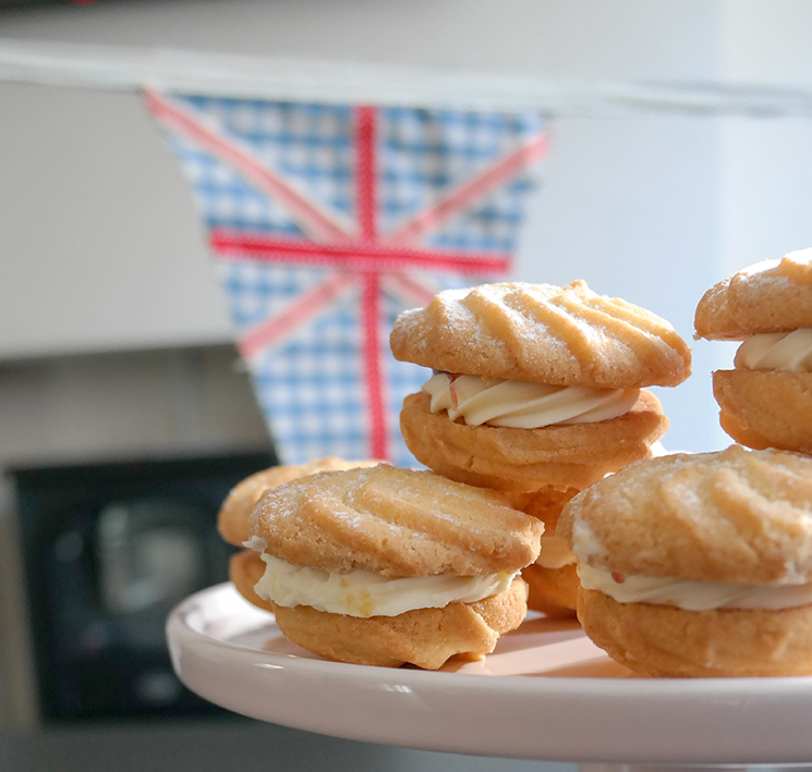 how to make viennese biscuits