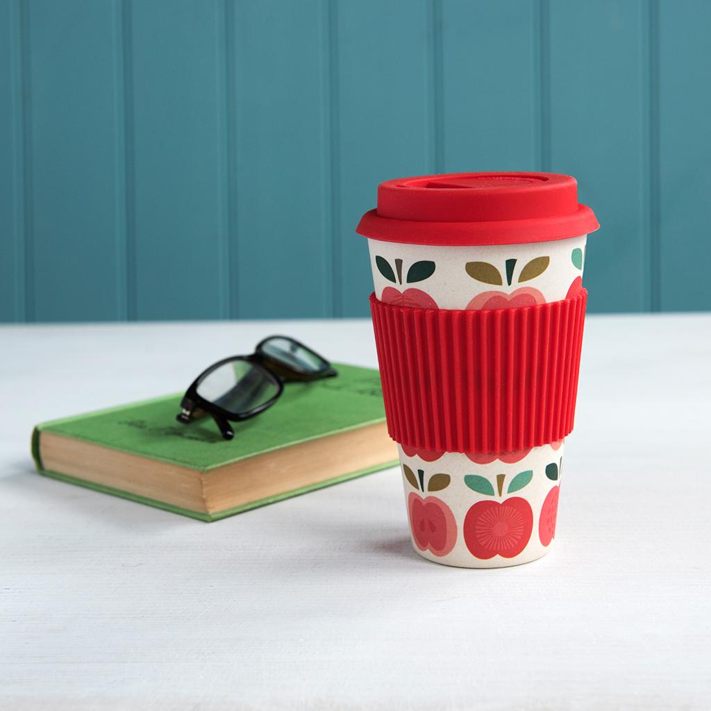 Coffee To Go - Becher Aus Bambus \