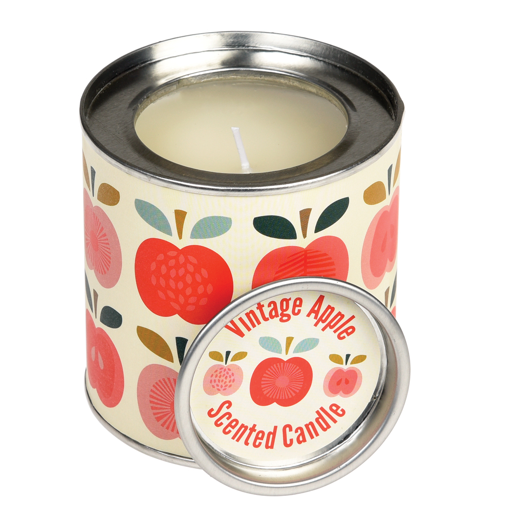 Vintage apple scented candle rex london dotcomgiftshop vintage apple scented candle urtaz Gallery