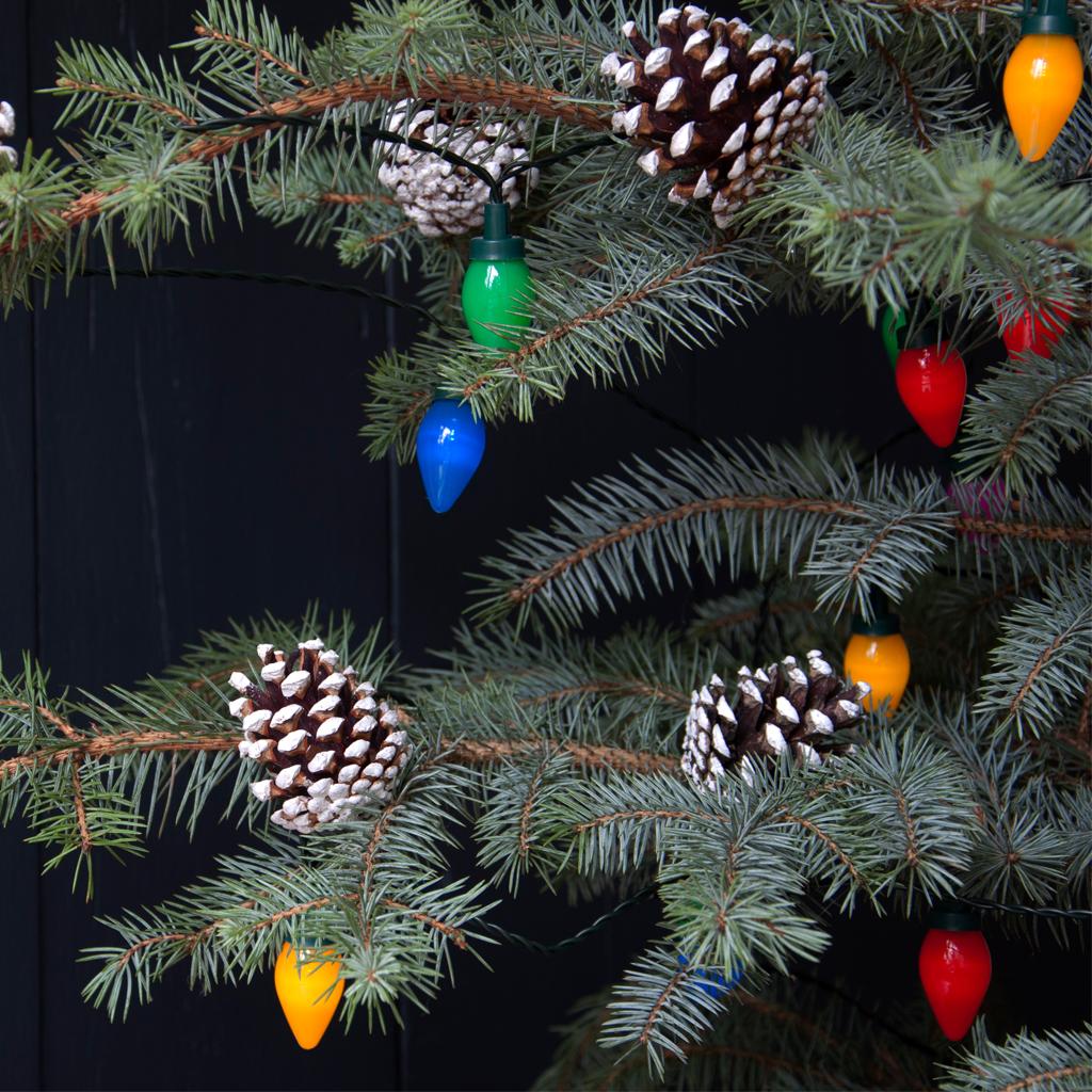 Vintage Christmas Led Battery Lights Dotcomgiftshop